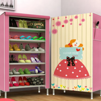 Set Home Storage Innovative Shoes Rack [45988479001]