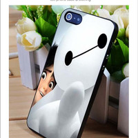 Hey Baymax iPhone for 4 5 5c 6 Plus Case, Samsung Galaxy for S3 S4 S5 Note 3 4 Case, iPod for 4 5 Case, HtC One for M7 M8 and Nexus Case
