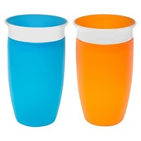 Munchkin Miracle 360 10oz Sippy Cup - 2 Pack