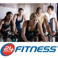 24 Hour Fitness2-year Adult Membership Certificate