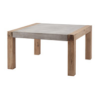 Lazy Susan Small Arctic Coffee Table - 157-002