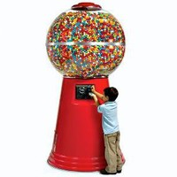 Giant Gumball Machine | Incredible Things