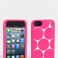 kate spade new york 'deborah dot' iPhone 5 case | Nordstrom