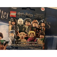 Lego Blind Bag Series Harry Potter Fantastic Beasts