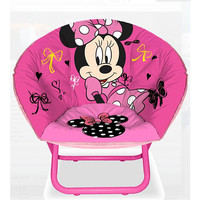 23 inch Licensed Saucer Chair - Minnie Mouse