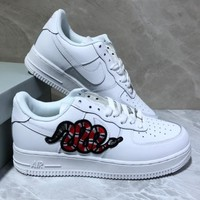 GUCCI/Nike Air Force 1 Air Force No.1 sneakers-2