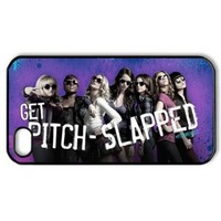 ByHeart Pitch Perfect Hard Back Case Skin for Apple iPhone 4 and 4S - 1 Pack - Retail Packaging - 761