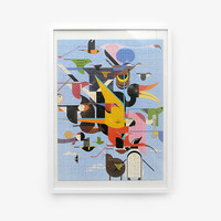 Charley Harper Puzzle | YES