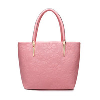 Ms 2016 brand fashion female package promotion luxury chain PU leather handbags Crossbody bag shoulder bag embossed women