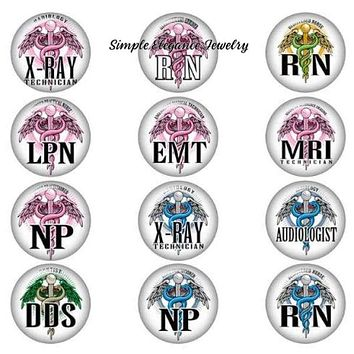 Professional Medical Snap Charm 20mm for Snap Jewelry