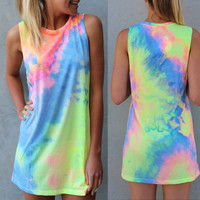 Surf Gal  Tunic