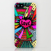 Power of Love...2 iPhone Case by Lisa Argyropoulos | Society6