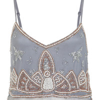 Embellished Cami Crop Top - View All  - New In