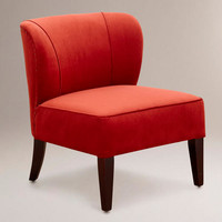 Paprika Quincy Chair