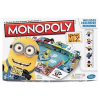 Hasbro Monopoly Despicable Me 2 Game