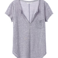 Split-neck Tee - Easy Tees - Victoria's Secret