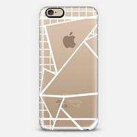 Every Line No Text Transparent #2 iPhone 6s case by Project M | Casetify