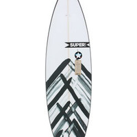 Super  Toy 5'11 Surfboard - TOY-15604 in Poly/Sand/Color