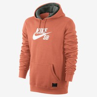 Nike Foundation Icon Men's Pullover Hoodie - Black