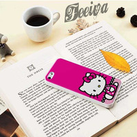 Hello Kitty Pink 1 Phone Case For iPhone Samsung Sony iPod