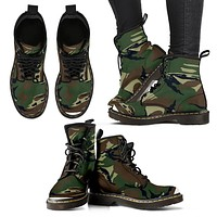 Genuine Camo Women's Boots