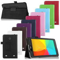 "For LG G Pad 7.0"" V400 Tablet PC Leather Flip Case Cover Stand = 1932214212"