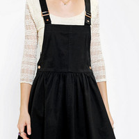 Urban Outfitters - Cassette Society Spike Overall Skirt