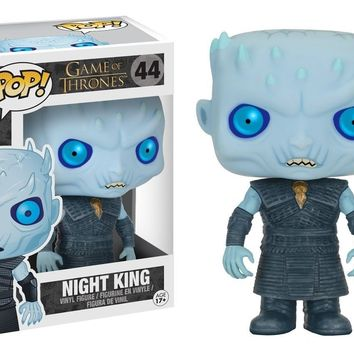 Night King Game Of Thrones Funko Pop! Figure #44