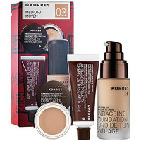 Sephora: Korres : A Flawless Complexion: Quercetin & Oak Essentials : foundation-sets