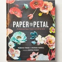Paper To Petal by Anthropologie Multi One Size House & Home
