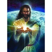 Light of the World Religious Puzzle - Puzzle Haven