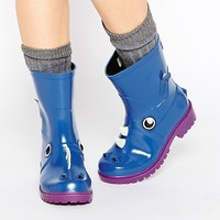 JuJu x Kigu Rhino Short Wellies