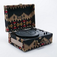 Crosley x Pendleton Journey West Turntable with EU Plug - Urban Outfitters