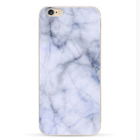 White Marble Iphone 6 6S 6 Plus Case Cover