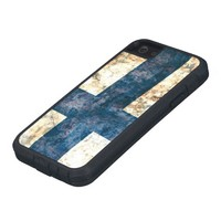 Flag of Finland iPhone 5 Covers
