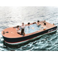 The Hot Tub Boat.