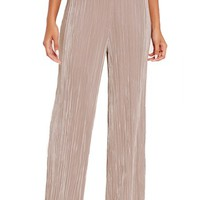 Missguided Wide Leg Pleat Trousers   Nordstrom