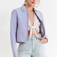 Capulet Marianne Suede Jacket | Urban Outfitters