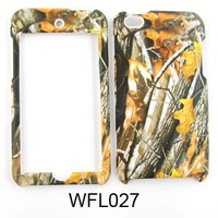 Apple iPod Touch 4 Camo/Camouflage Hunter Series, w/ Big Branch Hard Case/Cover/Faceplate/Snap On/Housing/Protector