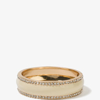 Lacquered Curved Bracelet   FOREVER 21 - 1021841301