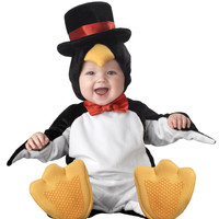 Lil Penguin Character 6-12mos
