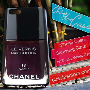 Exclusive Le Vernis Taboo iPhone for 4 5 5c 6 Plus Case, Samsung Galaxy for S3 S4 S5 Note 3 4 Case, iPod for 4 5 Case, HtC One M7 M8