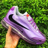 Onewel Nike air max 720/95 heron Preston  Design Options Big Hook Barb Purple