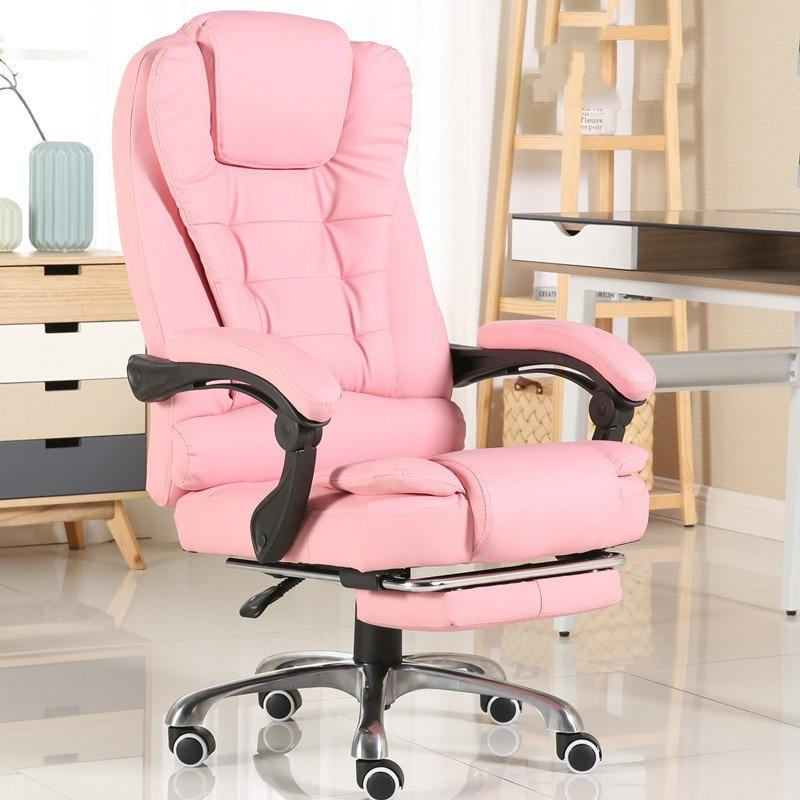 Image of Cozy Executive Leather Chair