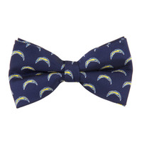 SAN DIEGO CHARGERS BOW TIE (REPEAT)