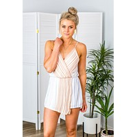 Start Somewhere Romper