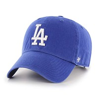 47 BRAND ROYAL LOS ANGELES DODGERS '47 CLEAN UP HAT