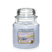 Beach Walk® : Medium Jar Candles : Yankee Candle