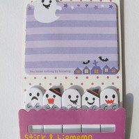 Cute Big and Small Sticky Notes Combination