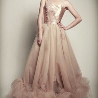 Dress - Nubi Flori - Champagne